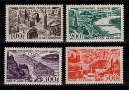 YV PA 24 à 27 N** Complete Grandes Villes Cote 110 Euros - Poste Aérienne
