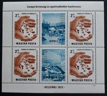 Ungarn 1973, Block Mi 99, MNH Postfrisch - Ungarn