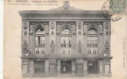 CARTOLINA VIAGGIATA 1907 AMIENS FRANCIA (TY2160 - Amiens