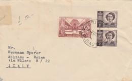 LETTERA 1959  AUSTRALIA (TY2263 - 1952-65 Elizabeth II : Pre-Decimals