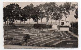 CPSM - SAINT-VALERY-SUR-SOMME - LE GOLF MINIATURE - N/b - Ann 50 - - Saint Valery Sur Somme
