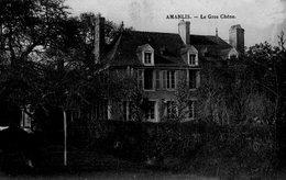 RARE - Ile Et Vilaine - Amanlis - Château Du Gros Chêne - Autres Communes