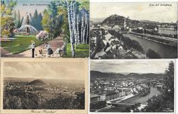 1923/1939 - GRAZ , 4 Stk. Gute Zustand, 2 Scan - Graz