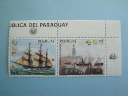 1984  Paraguay Bateaux Yv 2107 ** MNH  - Michel 3778   Ships - Paraguay