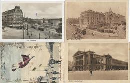 1905/1925 - WIEN , 4 Stk. Gute Zustand, 2 Scan - Vienna
