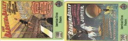 LOT 2 PREPAID PHONE CARDS CIRCO (PY2126 - Telefoonkaarten