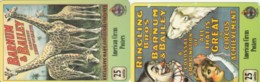 LOT 2 PREPAID PHONE CARDS CIRCO (PY2127 - Telefoonkaarten