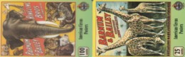 LOT 2 PREPAID PHONE CARDS CIRCO (PY2128 - Telefoonkaarten
