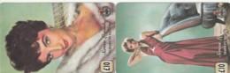 LOT 2 PREPAID PHONE CARDS PERSONAGGI (PY2139 - Personen