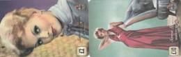 LOT 2 PREPAID PHONE CARDS PERSONAGGI (PY2140 - Personen