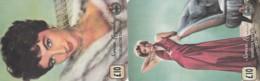 LOT 2 PREPAID PHONE CARDS PERSONAGGI (PY2141 - Personen