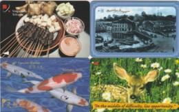 LOT 2 PREPAID PHONE CARDS PERSONAGGI (PY2142 - Personen