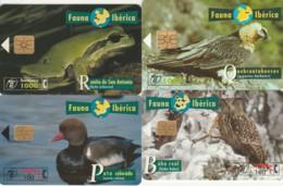 LOT 4 PHONE CARDS SPAGNA (PY2016 - Spanje