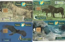 LOT 4 PHONE CARDS SPAGNA (PY2312 - Spanje