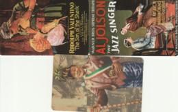 LOTTO 3 PROMO CARD PERSONAGGI (PY2335 - Personen