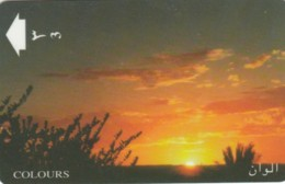PHONE CARD OMAN (PY1884 - Oman