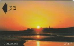 PHONE CARD OMAN (PY1885 - Oman