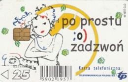 PHONE CARD POLONIA CHIP (PY1903 - Polonia