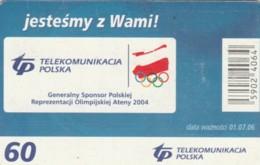 PHONE CARD POLONIA CHIP (PY1915 - Polonia