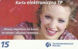 PHONE CARD POLONIA CHIP (PY1916 - Polonia