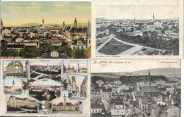 1910/1925- ST.POLTEN , 4 Stk. Gute Zustand, 2 Scan - St. Pölten