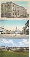 1916/1924- ST.POLTEN , 3 Stk. Gute Zustand, 2 Scan - St. Pölten