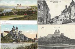 1908/1923 - MELK , 4 Stk. Gute Zustand, 2 Scan - Melk