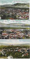 1918 - LANGENZERSDDORF , 3 Stk. Gute Zustand, 2 Scan - Korneuburg