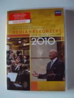 NEUJAHRSKONZERT / NEW YEAR'S CONCERT 2010   WIENER  PHILHARMONIKER - Concert Et Musique