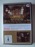 NEUJAHRSKONZERT / NEW YEAR'S CONCERT 2012  WIENER PHILHARMONIKER - Concert Et Musique