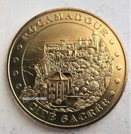 Monnaie De Paris 46.Rocamadour - Cité Sacrée 2014 Gras - Monnaie De Paris