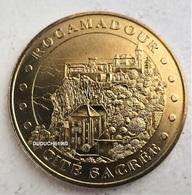 Monnaie De Paris 46.Rocamadour - Cité Sacrée 2004 - 2004