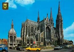 Automobiles - Voitures De Tourisme - Belgique - Oostende - Eglise St Pierre Et Paul - Carte Neuve - CPM - Voir Scans Rec - Voitures De Tourisme