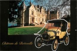 Automobiles - Voitures De Tourisme - Pont L'Eveque - Musée Automobile La Belle Epoque - CPM - Voir Scans Recto-Verso - Voitures De Tourisme