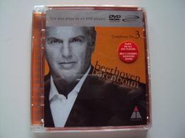 BARENBOIM / Beethoven Symphony 3  ( DVD - AUDIO) Berliner Staatskapelle - Concert Et Musique