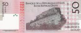 HAITI P. 274d 50 G 2013 UNC - Haïti