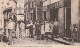 13 MARSEILLE    La Rue Bouterie    Etat - Autres