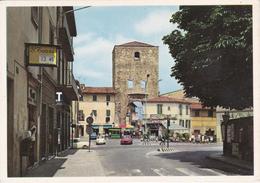 LASTRA A SIGNA - FIRENZE - BAR LA POSTA CON INSEGNA PUBBLICITARIA BIRRA DREHER / SPUMANTE CINZANO - TABACCHERIA - Firenze (Florence)