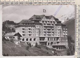 St. Moritz  Engadin  Carlton Hotel Vg  1956  Pieghine - GR Grisons