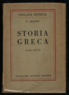 STORIA GRECA - Books, Magazines, Comics