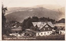 279614Riesengebirge, Nieder Schreiberhau Die Dachsbaude 1927 - Schlesien