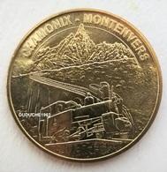 Monnaie De Paris 74.Chamonix - Montenvers 2013 - 2013