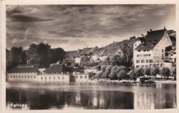 279665Eglisau, Gasthof Zur Krone (Sehen Ecken Und Rückseite) - ZH Zurich