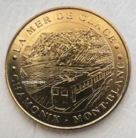 Monnaie De Paris 74.Chamonix - La Mer De Glace 2010 - Monnaie De Paris