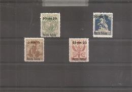 Pologne ( 1A / 4 X -MH) - 1919-1939 République