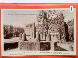 CPA.Exposition Coloniale  De Paris 1931. AOF Le Palais. Edit. Braun .(D1.253) - Tentoonstellingen