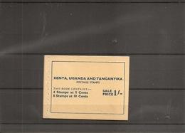 Kenya -Ouganda-Tanganyika ( SB 6 XXX -MNH) - Kenya, Uganda & Tanganyika