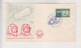 YUGOSLAVIA,1965 BEOGRAD Space Nice Cover - 1945-1992 Sozialistische Föderative Republik Jugoslawien