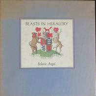 Beasts In Heraldry – Marie Angel - Books, Magazines, Comics