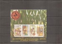 Nigéria ( BF 9 XXX -MNH- Curiosité : Erreur De Piquage à Voir) - Nigeria (1961-...)